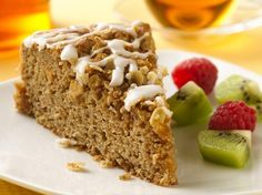Main Ingredient Recipe: Apple Cinnamon Coffee Cake recipe