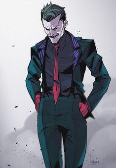Joker Dc Comics, Joker Comic, Joker Tumblr, Joker Drawings, Univers Dc, Joker Game, Batman Universe, Joker And Harley Quinn, Gotham City