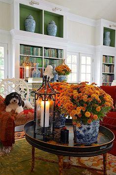 Fall Decorating Ideas #Fall