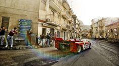 Alfa Romeo 33/TT/3, Targa Florio, Sicily