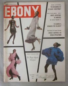EBONY Magazine November 1969 Jesse Jackson, Ebony Fashion Fair,