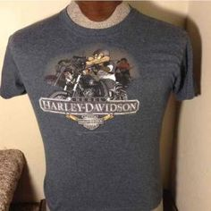 David White - Mercari: The Selling App Harley Davidson Gifts, Club Shirts, Pretty Cool, Youth, Mens Tops, T Shirt, Jackets, Stuff To Buy, Vintage