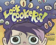 My interview with Jim Malloy, author of THE LOOK COOKERS!