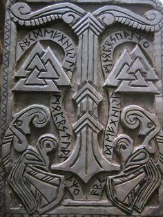 Irminsul Norse Pagan, Pagan Art, Viking Symbols, Norse Mythology, Viking Religion, Viking Tribes, Viking Pictures, Viking Designs, Viking Culture