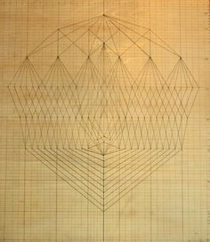 Dylan Martorell, Score from Musique Povera, 2010 Sacred Geometry <3