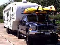 carry canoe/kayak