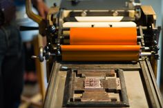 An Evening of Letterpress hosted by Workhorse Printmakers.