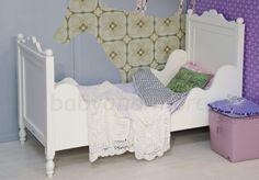 Bopita Junior bed Belle in wit