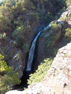 Fonias first Waterfall, Samothrace Waterfalls, Greece, Aqua, River, Outdoor, Beautiful, Outdoors, Stunts, Outdoor Games