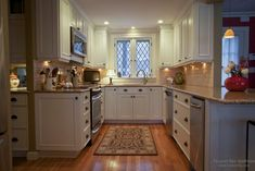Точечная подсветка на кухне Дизайн Интерьера. Кухня. Дизайн кухни. Spot lights in the kitchen Interior Design. Kitchen. Kitchen Design.