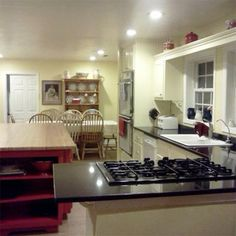 Open Space to Cook: After image for TOH Reader Remodel Kitchen 2012