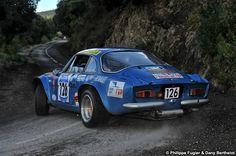 Renault Alpine A110 Rally