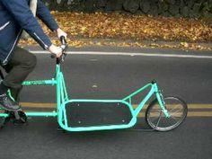 CETMA Cargo bike Three Wheel Bicycle, Bicycle Crafts, Bicycle Maintenance, Cargo Bike, Cool Tools, Cool Bikes, Welding Jig, Vehicles, Wheeling