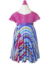 Pretty Dresses For Girls | Colorful Girl Dress By TwirlyGirl®