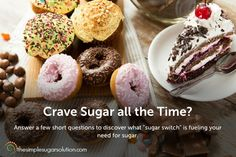 https://quiz.leadquizzes.com/q/LHZkXR?mc_cid=404630c64f&mc_eid=b2ecd35897         Ever wonder why you crave SUGAR all the time? Find out what is fueling your need for sugar! Answer a few short questions here!