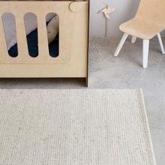 Armadillo&Co Sierra Weave - Chalk - Junior - Armadillo&Co Rugs