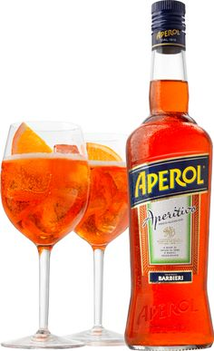 An essential part of your cocktail cabinet and ingredient for Aperol Spritz which is a lovely aperatif!