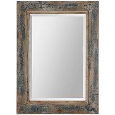 $218  Uttermost Bozeman Mirror - 27.75W x 37.75H in.