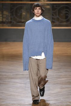 Wooyoungmi - Fall 2017 Menswear