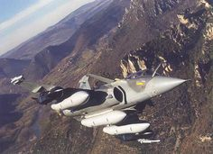 Rafale is a twin-jet combat aircraft capable of carrying out a wide range of short and long-range missions. - Image - Airforce Technology