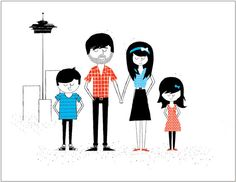 ellothere: Family Portraits