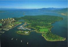 Stanley Park is a 404.9 hectare urban park bordering downtown Vancouver, British Columbia, Canada.