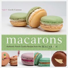 Macarons now featured on Fab.