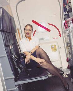"2,134 Likes, 25 Comments - @cabincrewlifee on Instagram: ""✈✈ @courtneybk7 ✈✈ #cabincrew #cabincrewlife #flightattendant #airhostess #aviation #flywithme…"""
