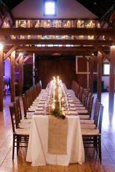 Rustic Farm & Barn Wedding