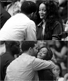 They would make a great couple. Too bad he's mine haha Rihanna Und Drake, Rihanna Fan, Rihanna Instagram, Drake Drizzy, Lovey Dovey, Cute Gif, Insta Story, Celebrity Couples, Aesthetic Pictures