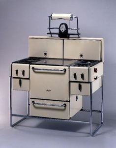 "Art Deco 1930's ""Magic Chef"""
