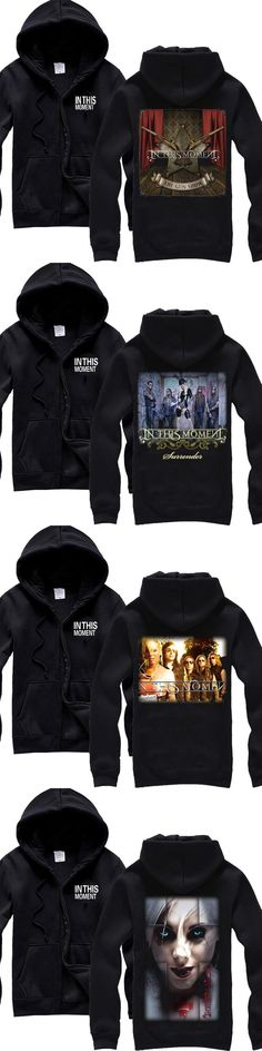 Free shipping  In This Moment Welcome To The GUN SHOEMetalcore Nu-Thrash Metal  freeshipping  Men In Black musicTop Hoodie