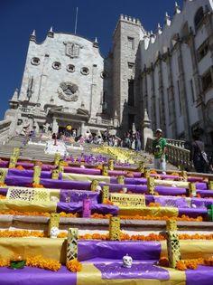 Dia de Muertos Guanajuato, Mexico