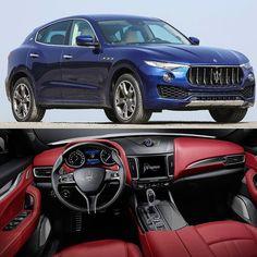 Maserati Levante 2017 no Salão do Automóvel Marca italianas apresenta no Brasil o Levante o primeiro SUV em mais de 100 anos de história da marca. O carro completa o line-up com os modelos Quattroporte Ghibli GranTurismo e GranCabrio.  SUV de luxo italiano está disponível com motores a gasolina 3.0 V6 biturbo com 350 e 430 cv. O top de linha faz de 0 a 100 km/h em 5.2s com máxima de 264 km/h. O de 350 cv tem números de 69s e 251 km/h respectivamente. Há também um 3.0 diesel de 275 cv. Todos…