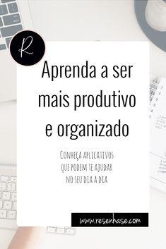 Como Se Tornar Mais Organizado E Produtivo Pdf