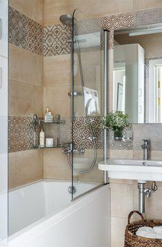 Small Bathroom Renovations, Small Bathroom Sinks, Bathroom Design Small, Laundry In Bathroom, Bathroom Interior Design, Bathroom Showers, Bathroom Designs, Bathroom Remodeling, Scandi Home
