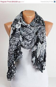 Womens pashmina wrap shawl scarf bird wing scarf winter scarf cowl ...