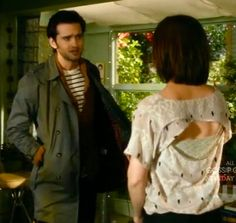Navid's outfit