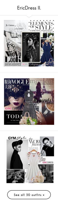 """EricDress II."" by belma-cibric ❤ liked on Polyvore featuring Vera Wang, modern, Sebastian Professional, Levi's, Alasdair, Kate Spade, American Vintage, Casadei, mark. and GE"