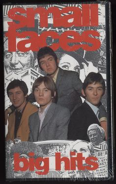 The London band Small Faces London was together during the period 1965 to 1968 during which time they topped the rock music charts.  This video celebrates some of their most famous songs. #smallfaces