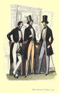 Victorian Era: Fashion