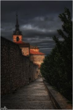 """Lerma, Burgos (Spain)"" by Manuel Lancha"