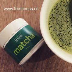 Der Ringana Matcha Tee stammt zu 100 % aus biologischem Anbau von der japanischen Insel Kyushu und wird aus den wertvollsten Teilen des Matcha-Blattes gewonnen. Als sanfter Begleiter hilft uns der grüne Beautydrink dabei, dem Rhythmus der Natur näher zu kommen. Die wertvollen Inhaltsstoffe verhelfen zu jugendlichem Aussehen und sorgen für einen strahlenden Teint. 🌱 Shop: www.freshness.cc