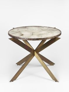 Bronze and quartz FURNITURE from CHAHAN GALLERY PARIS
