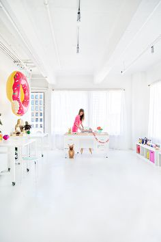 A Tour Of Studio DIY Headquarters With Kelly Lanza | Page 17 of 21 | Glitter Guide