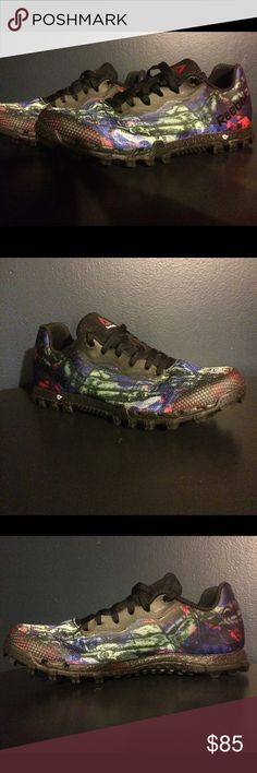 Reebok Women's All Terrain Super 2.0 Running Shoe BRAND NEW. CUSTOMIZED. Rugged racing is the best. Tear through mud in this Spartan Shoe, equipped with tough CORDURA for ultimate durability. H2O drains leave mud and water behind. Reebok Shoes Athletic Shoes