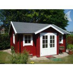 Superb swedish garden house