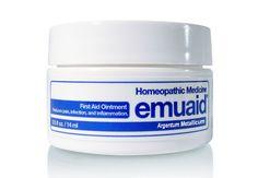 Emuaid First Aid Ointment 0.5oz #AllAboutColdSores #NailFungusVicks