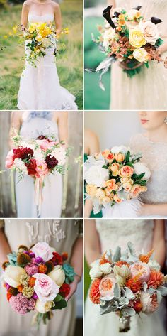 With the official start of fall quickly upon us, we thought it's time to share some beautiful wedding inspirations for the season. A bouquet of fall flowers is filled with earthy and radiant colors taken from nature's bounty. Rich reds, deep oranges, and buttery yellows, add a touch of down-to-earth vibrant colors or textures to …
