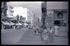 Riad El Solh Street [1960s] | Copyright Dirk HR Spennemann